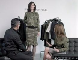 Zien: Carine Roitfeld ontwerpt voor de 'working girl'