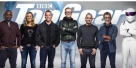 Het nieuwe team van 'Top gear': toen waren ze al met zes