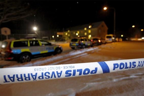 Man opgepakt na dodelijke vechtpartij in Zweeds asielcentrum