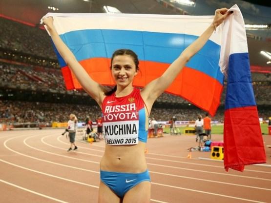 Beste wereldjaarprestatie voor Russische hoogspringster Kuchina