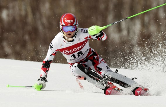 Felix Neureuther treedt in voetsporen van vader op WB slalom in Yuzawa Naeba