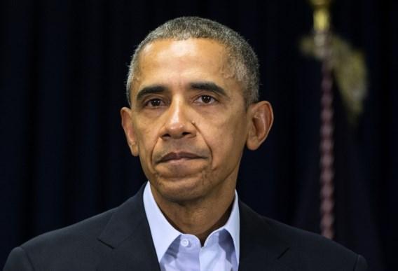 Obama belt Poetin: 'Stop bombardementen op gematigde rebellen'