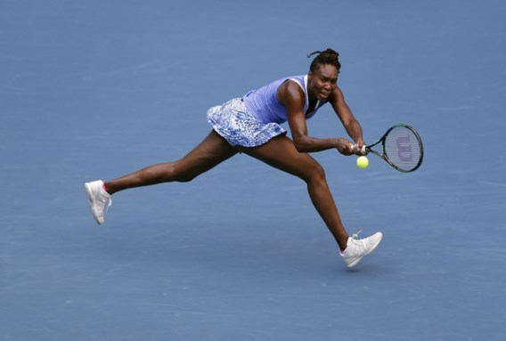 Venus Williams pakt in Taiwan 49e toernooizege