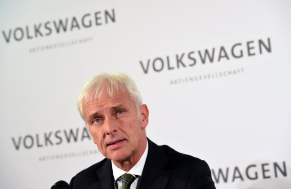 'Ex-topman VW al in 2014 op hoogte van onderzoek naar sjoemelsoftware'