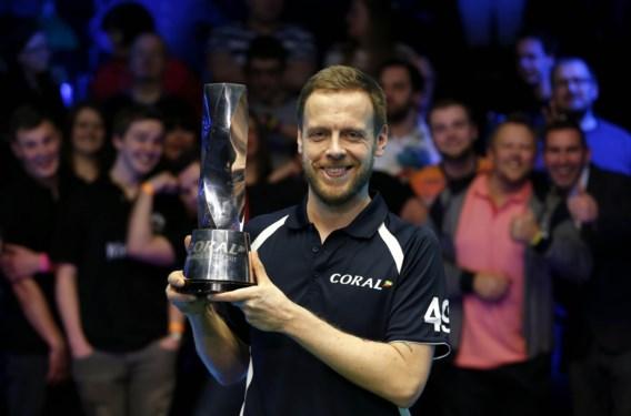 Fin Robin Hull houdt Luca Brecel van toernooizege World Snooker Shoot-Out
