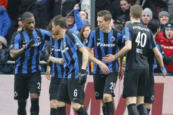 VIDEO. Club Brugge blijft ook in Oostende winnen