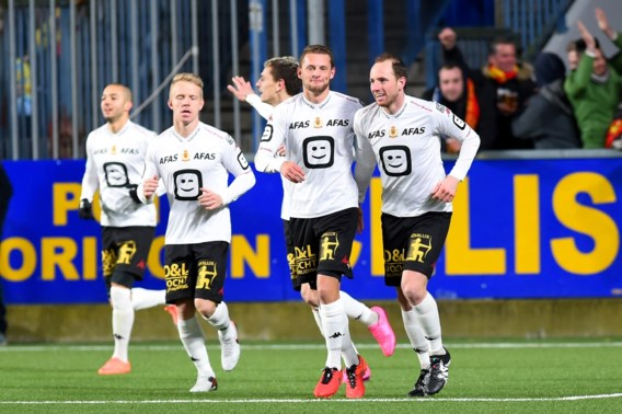 VIDEO. KV Mechelen wendt degradatiespook af tegen STVV