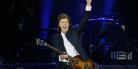 dS Radio: zo kan Paul McCartney op Rock Werchter klinken