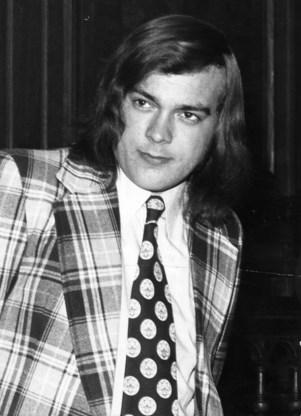Staf Van Eyken tijdens zijn proces in 1974.