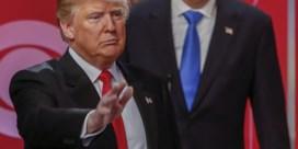 Klik op Jebbush.com en u krijgt ... Donald Trump