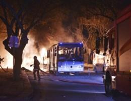 'Syrische Koerden achter aanslag Ankara'