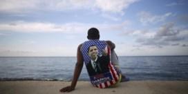 'Als hij maar niet bij Fidel langsgaat'