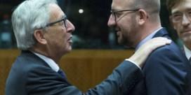 Michel niet van tel op Europese top?