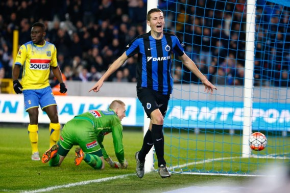 Club Brugge vernedert Westerlo