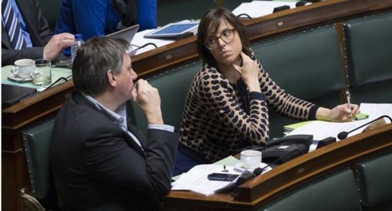 Sarah Smeyers verklaarde in een interview dat De Wever haar als geschikte penningmeester zag. Maar dat was buiten de partijraad gerekend.