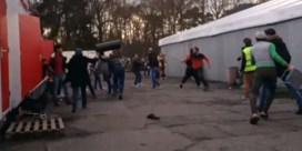 Amateurbeelden van massale vechtpartij in Leopoldsburg