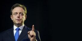 Bourgeois: 'Geen breuk tussen Bart De Wever en de basis'