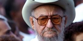 Oudere broer van Fidel en Raul Castro overleden