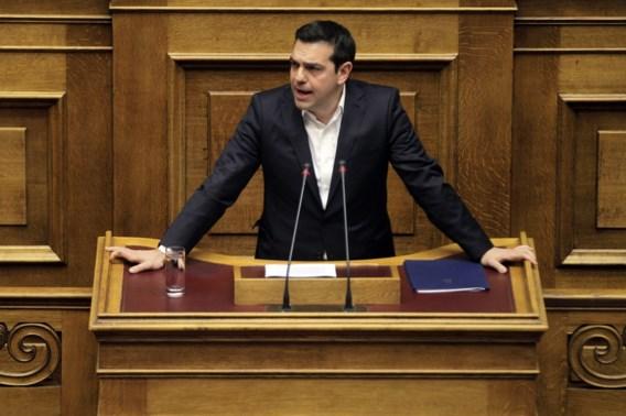 Tsipras dreigt ermee EU-besluitvorming te blokkeren