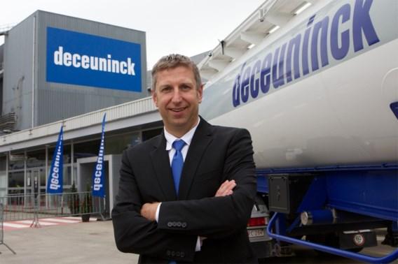 Ceo Debusschere verlaat Deceuninck