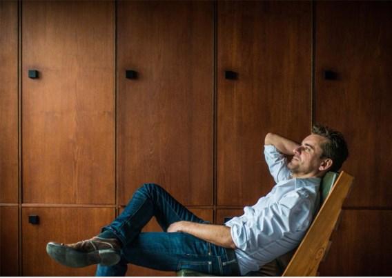 Bart Moeyaert: 'Stilaan begin ik het schrijven wel te missen.'