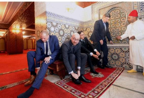 Het vergde enig diplomatiek  talent, maar de ministers  Francken, Michel en Jambon  haalden (allicht) hun slag thuis in Rabat.
