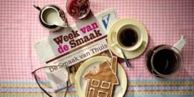 'Week van de Smaak' moet dit jaar noodgedwongen afslanken