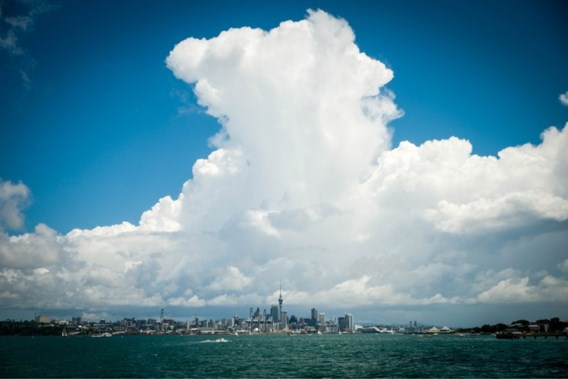 Het land van de lange, witte wolk