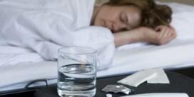 'Wie geniet van een weekje thuis, heeft de griep niet'