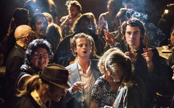 Felix van Groeningen over 'Belgica': 'Eén keer hebben we de acteurs echt laten voort feesten en dat gefilmd. Die beelden bleken niet bruikbaar.'