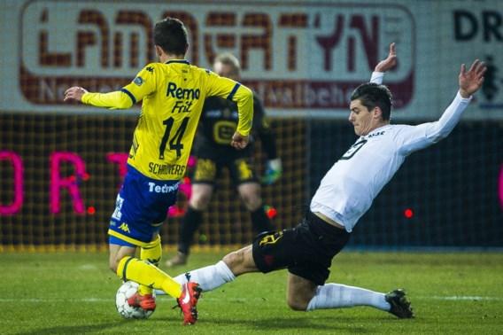 W-Beveren - KV Mechelen eindigt op gelijkspel