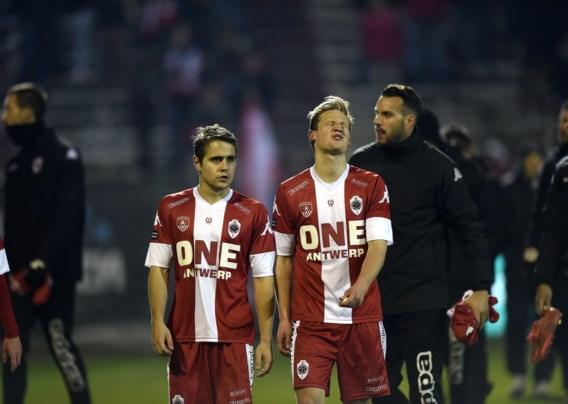 Topper in tweede tussen Cercle en Antwerp alweer verplaatst