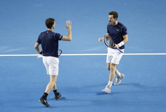 Broers Murray brengen titelverdediger Groot-Brittannië op voorsprong tegen Japan in Davis Cup