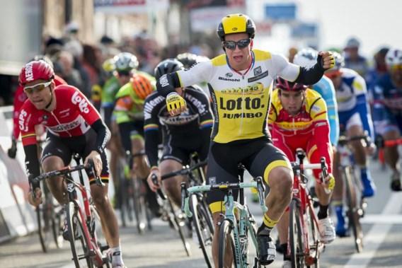 Nederlander primus in eerste rit in lijn Driedaagse van West-Vlaanderen