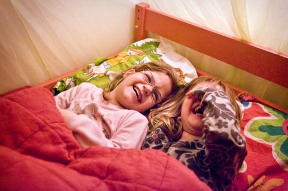 Zijn kinderen ons beste slaapmiddel?