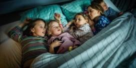 Kindervreugd doet de nachtrust deugd