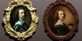 De snor van Van Dyck