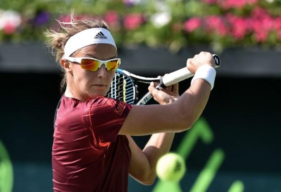 Flipkens treft Estse Kontaveit in halve finales WTA Monterrey