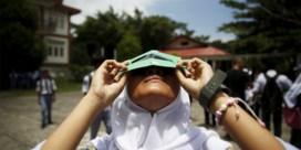 'Toeristische attractie van God' lokt duizenden naar Indonesië