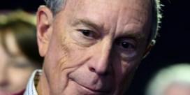Bloomberg stapt niet in presidentsrace