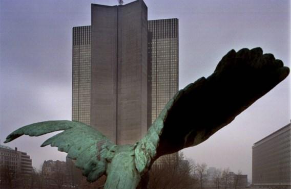 De Financietoren, in 2001 voor 311 miljoen euro verkocht.