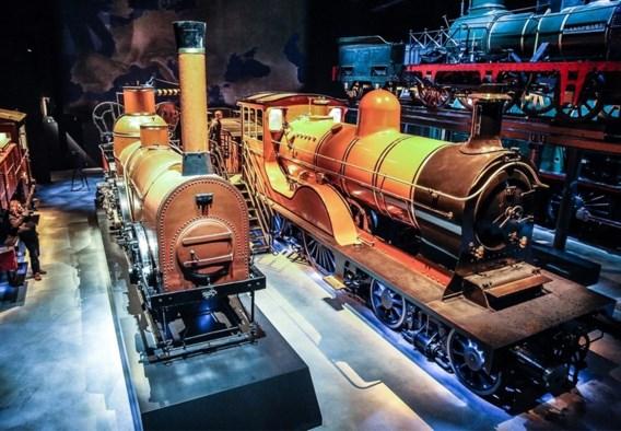 Al 100.000 bezoekers voor Train World