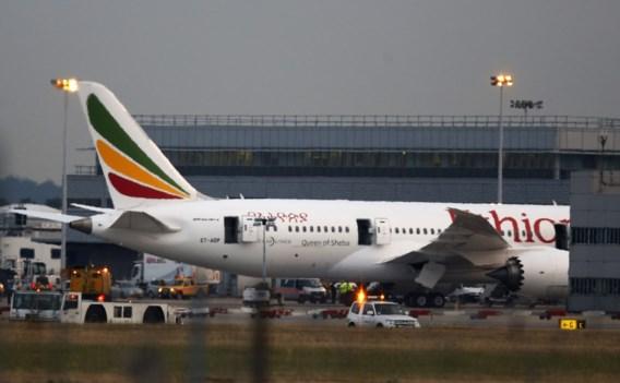 Ethiopian Airlines keert terug naar Brussel