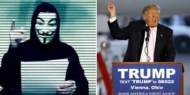 Anonymous lanceert nieuwe aanval op Donald Trump
