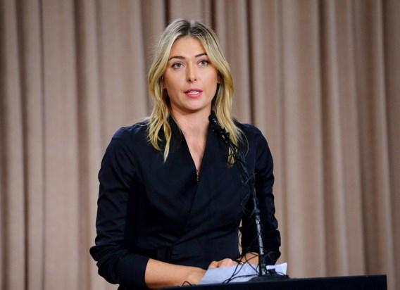 Verenigde Naties stoppen samenwerking met Sharapova