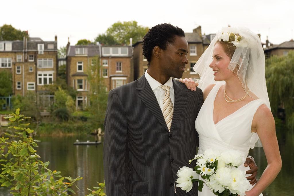 Interracial And One In Christ
