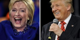 ANALYSE. Trump wint, Clinton glorieert