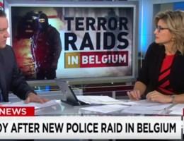 VIDEO. Zo maakten buitenlandse media arrestatie Abdeslam bekend