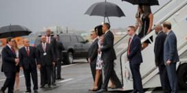 Obama geland op Cuba voor historisch bezoek