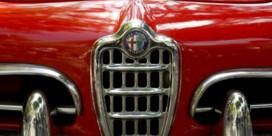 Alfa Romeorijders zijn grootste brokkenmakers